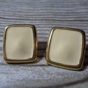 Vintage Stud Post Earrings